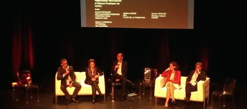 Conférence les leaders du digital