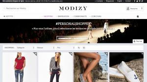 Site Internet Modizy