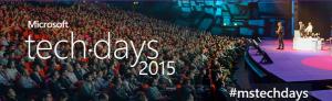 Techdays 2015