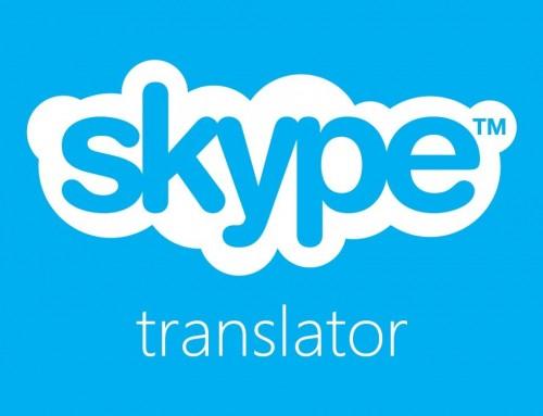 Skype Translator bientôt en français