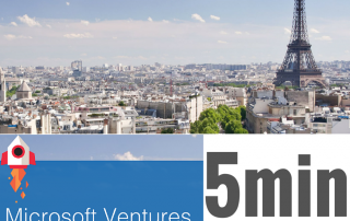 start up microsoft ventures paris