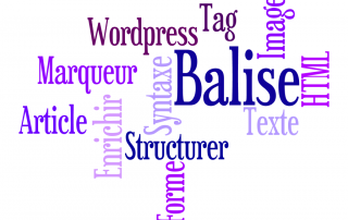 Balise html mes points clés