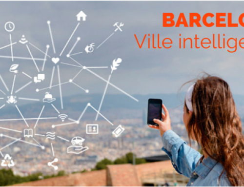 Ville intelligente : le modèle de Barcelone