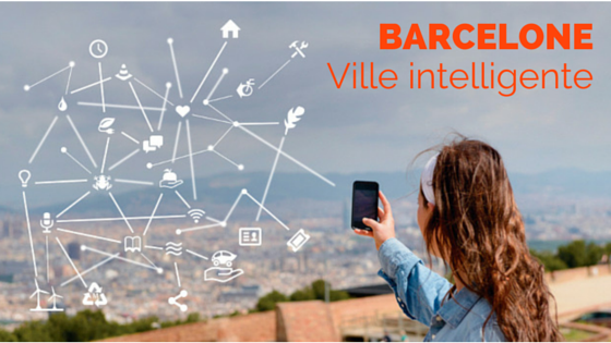 Barcelone, ville intelligente