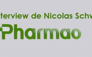 Pharmao Image à la une Interview de Nicolas Schweizer