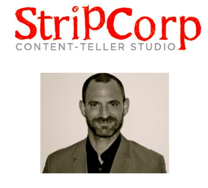 Jeff Legrand, StripCorp