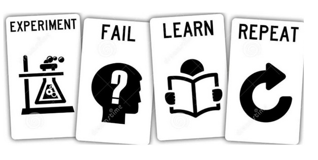 Fail to learn, la maxime du chief digital officer
