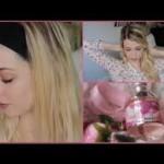 La youtubeuse Enjoy Phoenix pour Cacharel parfum
