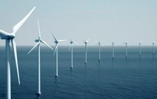 Les cleantechs dans l'eolien offshore , l'eolien maritime