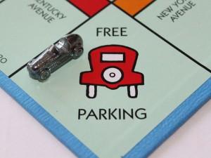 stationnement gratuit