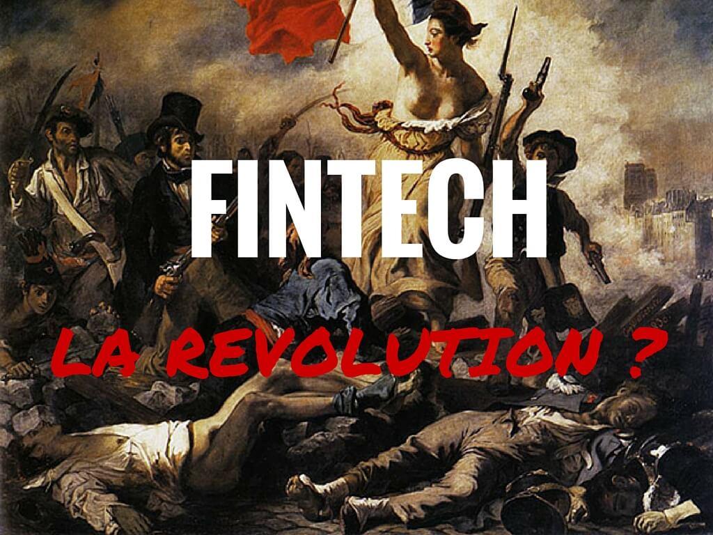 FINTECH LA REVOLUTION