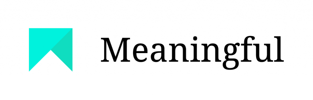 logo Meaningful