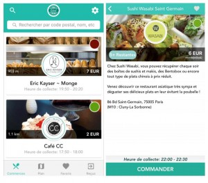 application mobile, exemple concret