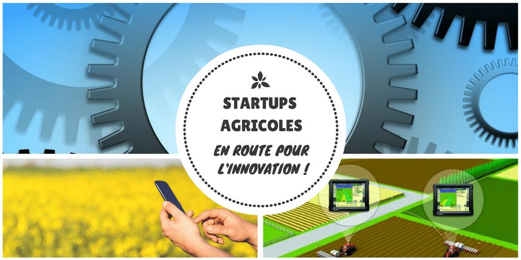 Startups agricoles en route pour l'innovation