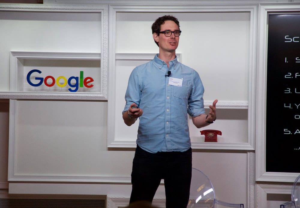 John Block (VP of Product and Platform EMEA – VIDEOLOGY)