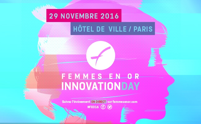Femmes en Or Innovation day