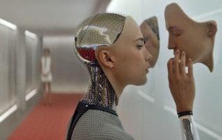 Test de Turing - Film sur une IA