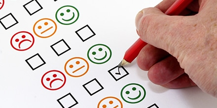 NPS mesure de la satisfaction client