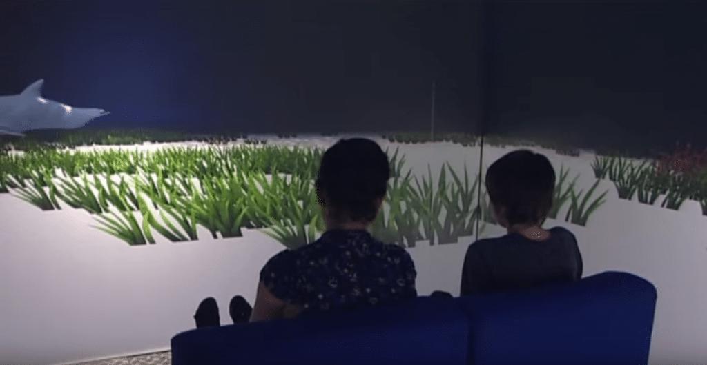 blueRoom réalité virtuelle