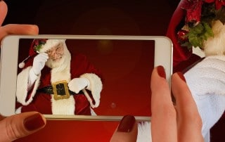 Christmas m-commerce