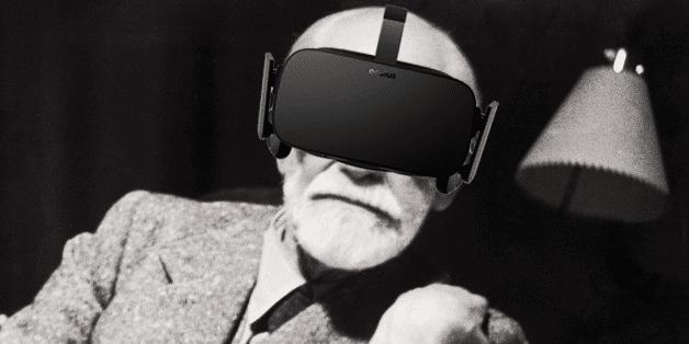 Freud réalité virtuelle