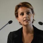 Portrait de la ministre Najat Vallaud Belkacem