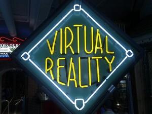 logo réalité virtuelle