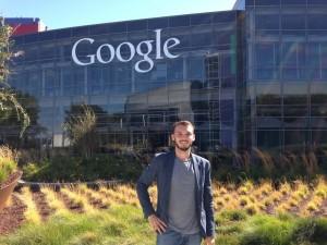 Damien Calvesi - Google Campus Mountain View CA