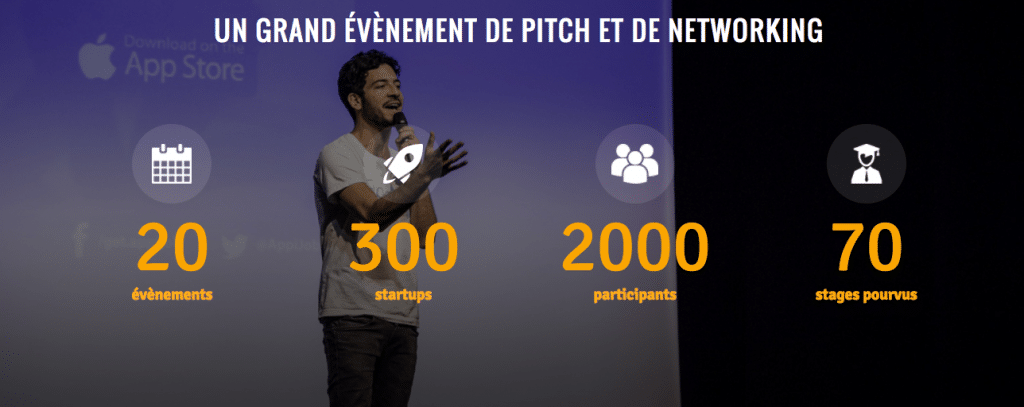 pitch my startup #chiffres clés