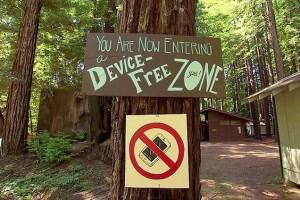 Digital Detox - Etats Unis - Camp Grounded