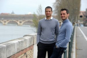 Skylights David Dicko, CEO and Florent Bolzinger, VP Engineering
