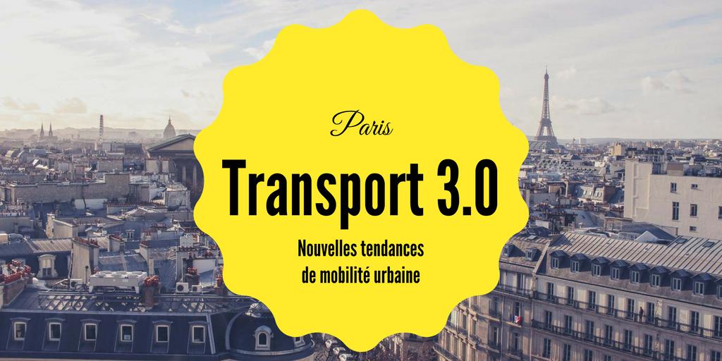 Mobilité3.0 Paris