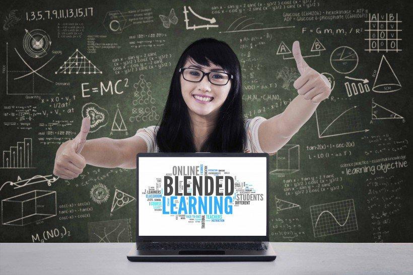 Tous gagnants avec le blended learning