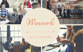 Wework : le géant américain du co-working emménage à Paris !