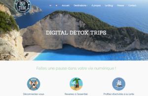 Digital Detox - France - Into the Tribe