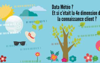 Météo data marketing connaissance client