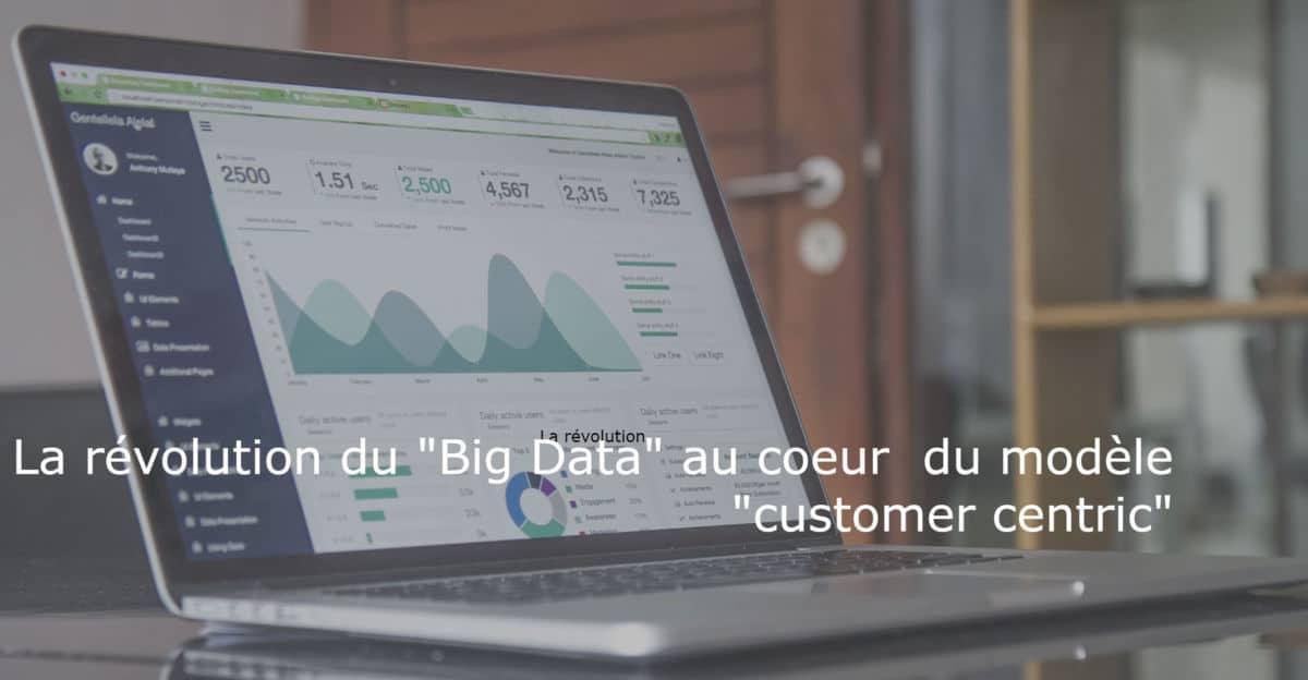 """La révolution du """" big data """" au coeur du modèle """" customer centric """""""