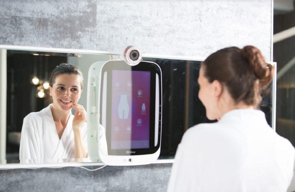 Hi miroir intelligent mba mci for Miroir intelligent