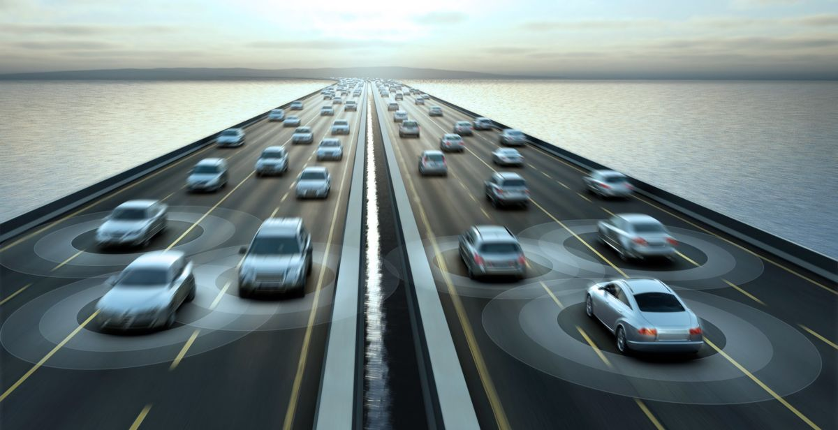 les voitures connectées en 2030