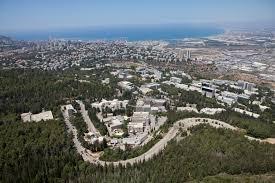 Technion vue du ciel