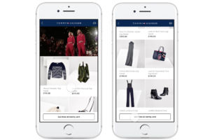 facebook collection, e-commerce