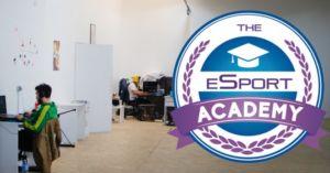 The Esport Academy, premier institut de formation lié au sport électronique, situé dans la banlieue de Nantes