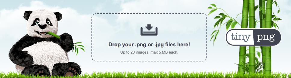 Tinypng, pour alléger vos images et photos avant publication