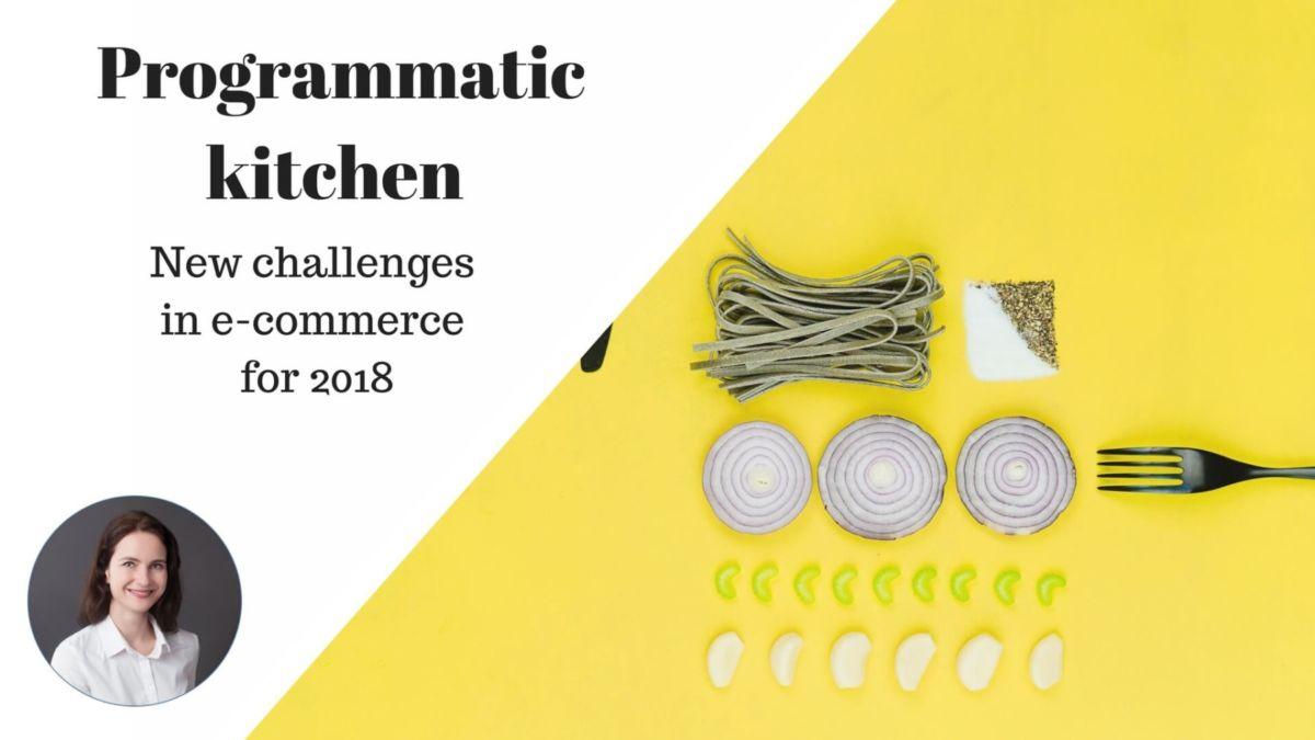 programmatic kitchen