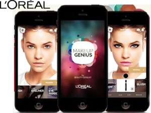 Exemple application LOREAL approche omnicanale e-commerce