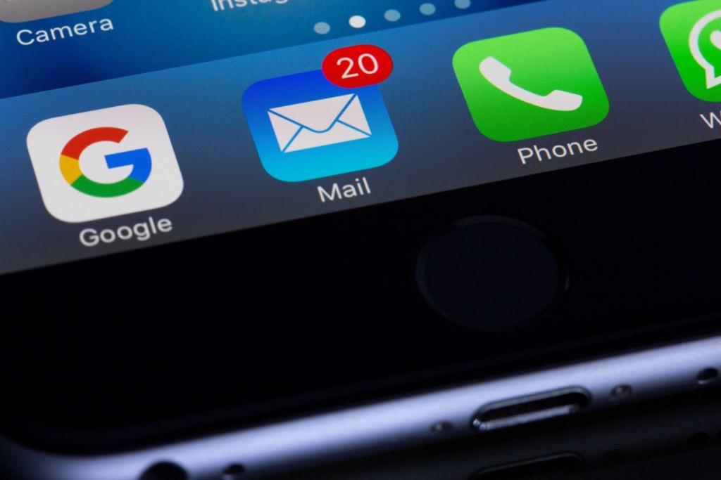 Notifications sur son smartphone