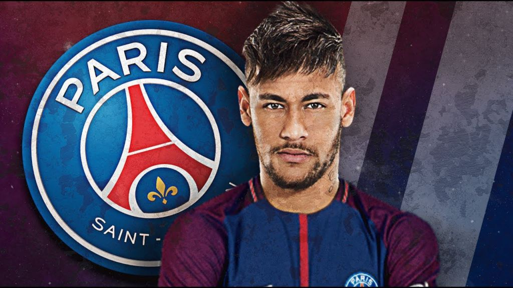 Neymar au Paris Saint Germain