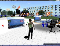 Boulanger implante un magasin virtuel dans second life - retail et digital