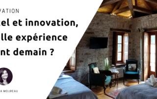 Hôtellerie et innovation