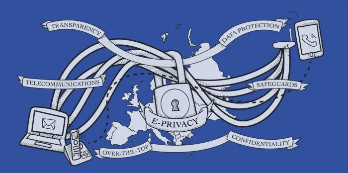 illustration de l'ePrivacy européenne